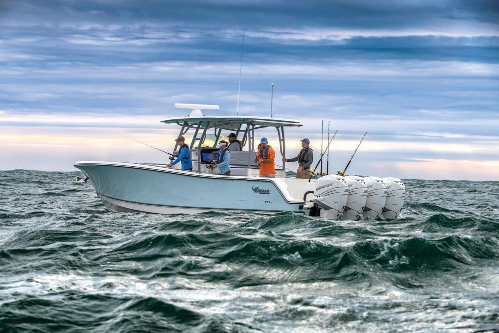 2021 Mako 414 CC in Eastland, Texas - Photo 8