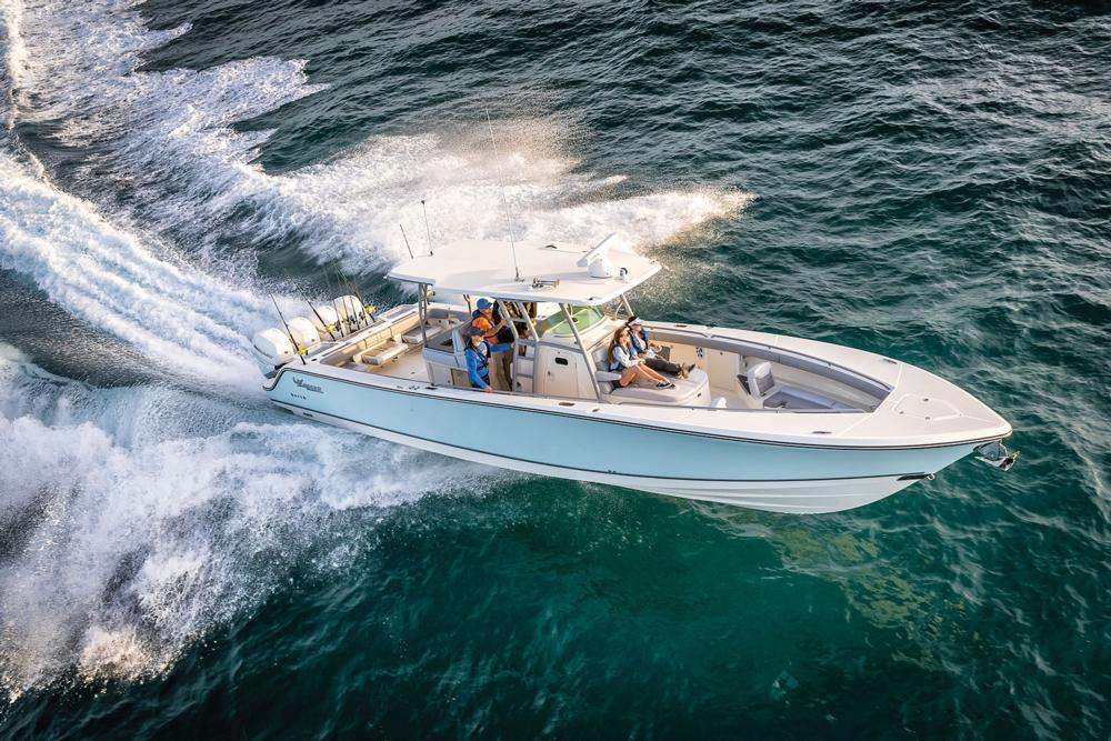 2021 Mako 414 CC in Eastland, Texas - Photo 11
