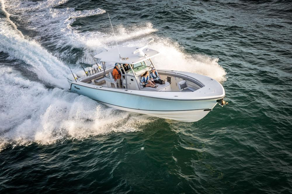 2021 Mako 414 CC in Eastland, Texas - Photo 12