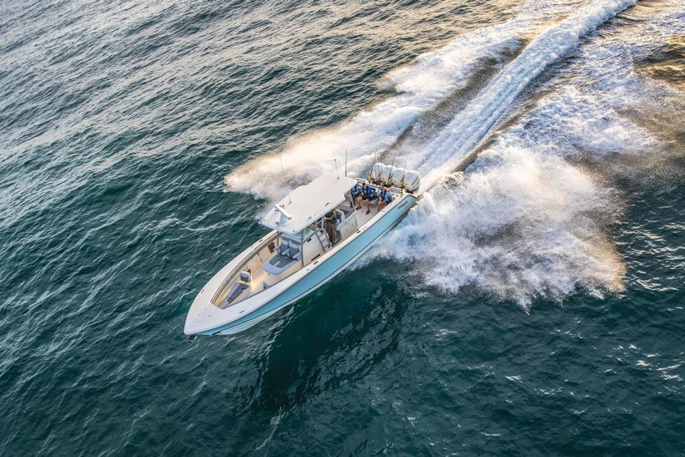 2021 Mako 414 CC in Eastland, Texas - Photo 13