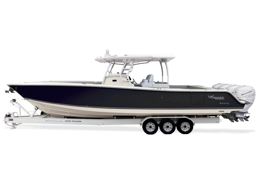 2021 Mako 414 CC in Eastland, Texas - Photo 19