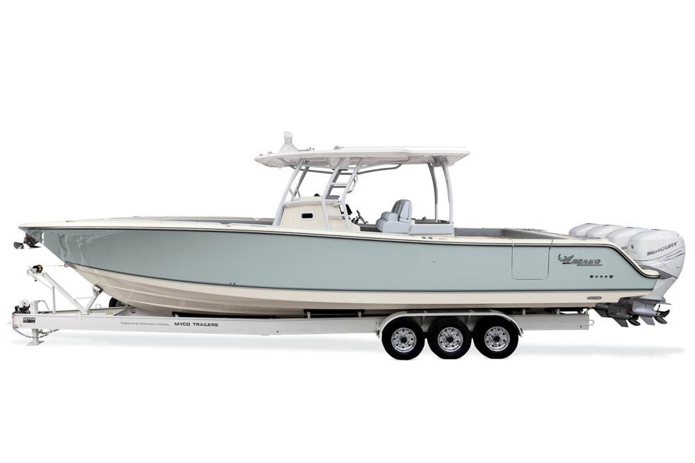 2021 Mako 414 CC in Eastland, Texas - Photo 20