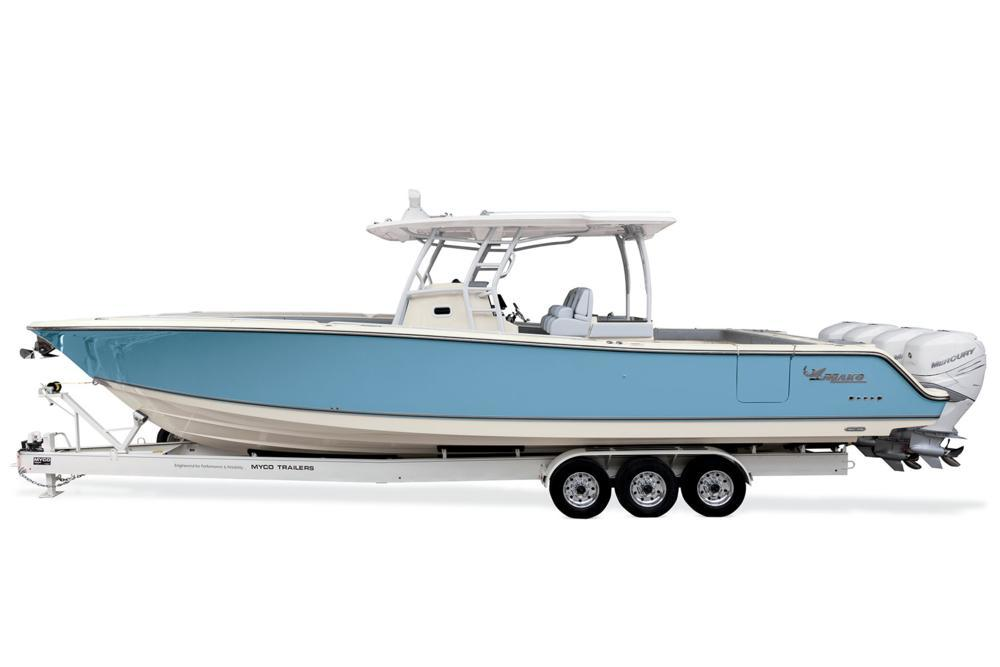 2021 Mako 414 CC in Eastland, Texas - Photo 23