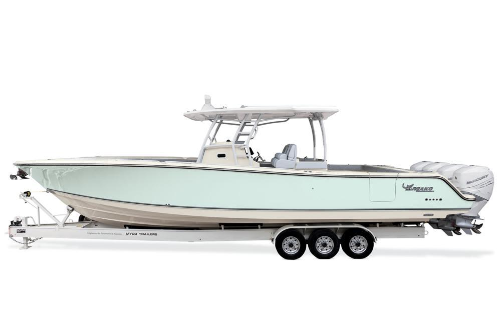 2021 Mako 414 CC in Eastland, Texas - Photo 25