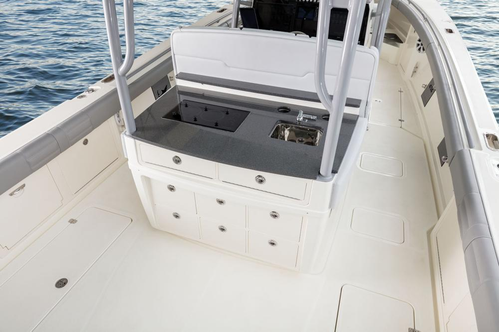 2021 Mako 414 CC in Eastland, Texas - Photo 40