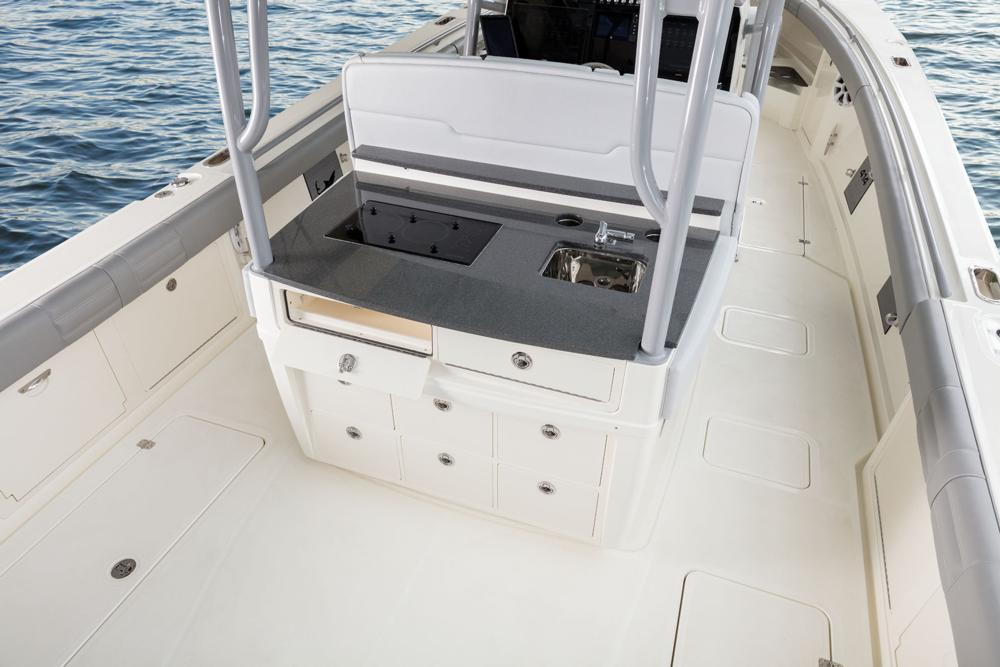 2021 Mako 414 CC in Eastland, Texas - Photo 42