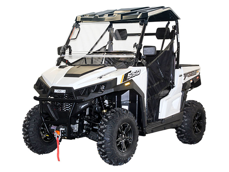 2019 Massimo T-BOSS 550 4WD in Forty Fort, Pennsylvania