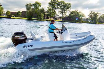 2019 Mercury M 400 HP in Ortonville, Minnesota