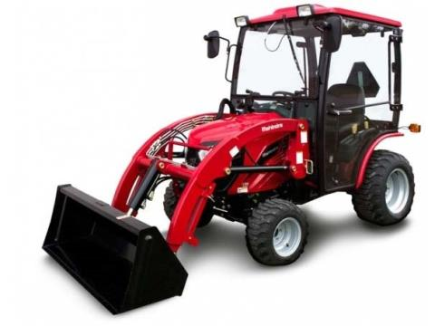2015 Mahindra eMax 25 HST Cab in Land O Lakes, Wisconsin