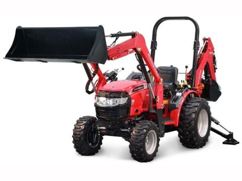 2015 Mahindra Max 26XL 4WD HST in Land O Lakes, Wisconsin