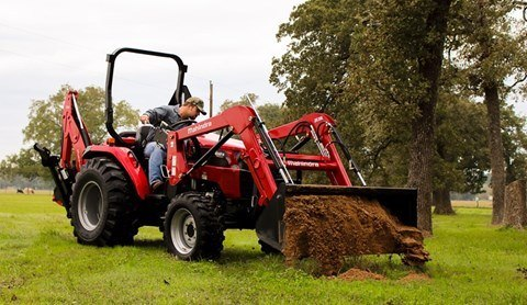 2016 Mahindra 2538 HST in New Braunfels, Texas
