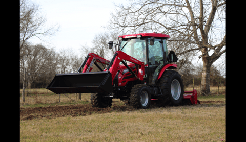 2016 Mahindra 2555 HST Cab in New Braunfels, Texas