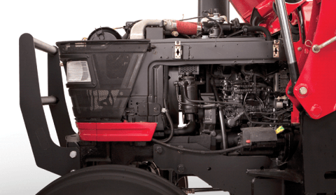 2016 Mahindra 5570 4WD Shuttle in Mount Pleasant, Michigan