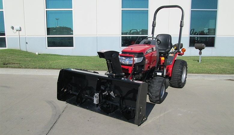 2016 Mahindra Max 26XL 4WD HST in Berlin, Wisconsin - Photo 1