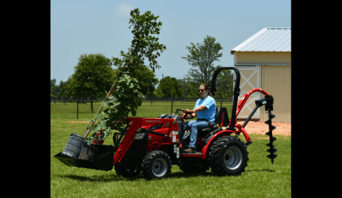 2016 Mahindra Max 26XL 4WD HST in Berlin, Wisconsin - Photo 9