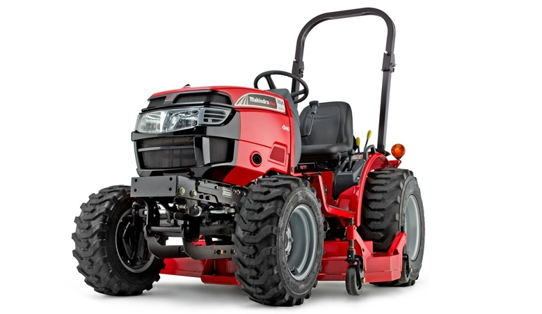 2016 Mahindra Max 26XL 4WD Shuttle in Charleston, Illinois