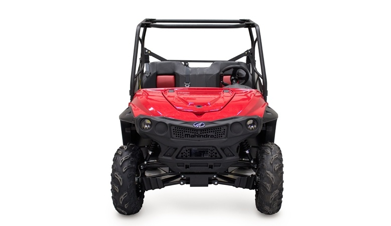 2016 Mahindra mPpact XTV 750 B in Charleston, Illinois