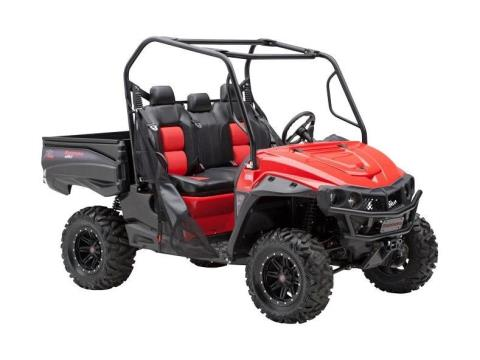 2016 Mahindra mPact XTV 750 S in New Braunfels, Texas