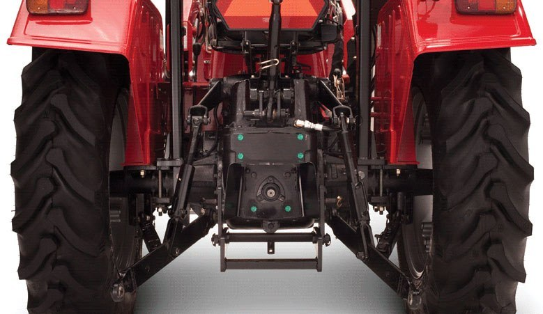 New 2017 Mahindra 4025 2WD Tractors in Evansville, IN | Stock Number: