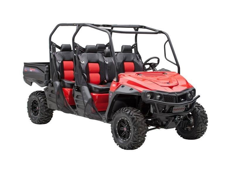 2017 Mahindra mPact XTV 750 C in Charleston, Illinois