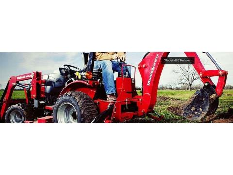 2018 Mahindra 65BH Backhoe in Elkhorn, Wisconsin