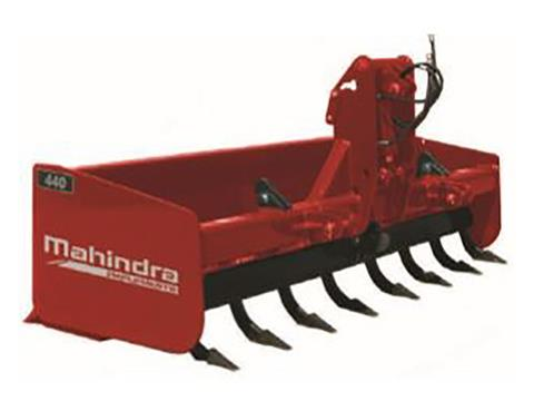 2018 Mahindra Construction Box Blade in Evansville, Indiana