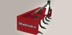 2018 Mahindra 4-Foot Standard-Duty Box Scraper in Saucier, Mississippi
