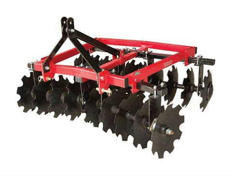 2018 Mahindra 24 x 20 Disc Harrow in Elkhorn, Wisconsin