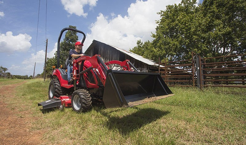 2018 Mahindra eMax  20S M54 Mower in Charleston, Illinois