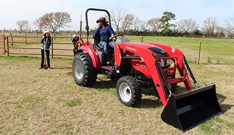 2018 Mahindra 1538 HST in Cedar Creek, Texas
