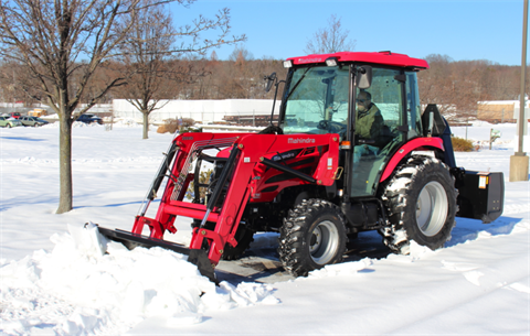 2018 Mahindra 2555 HST Cab in Elkhorn, Wisconsin
