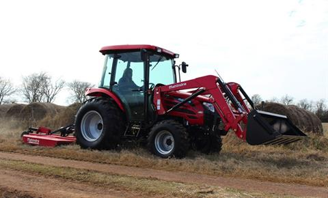 2018 Mahindra 2555 Shuttle Cab in Bandera, Texas