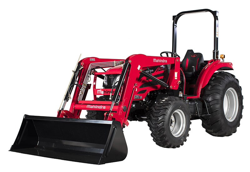 2018 Mahindra 2655 HST OS in Pound, Virginia