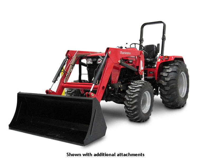 New 2018 Mahindra 4540 4WD | Tractors in Saucier MS | Red