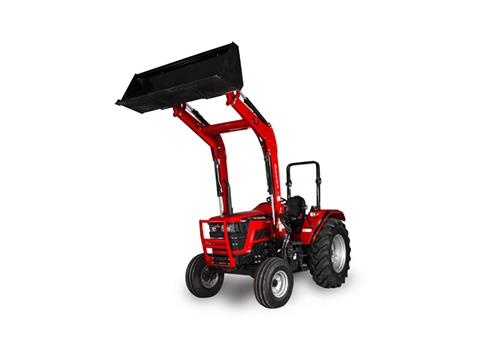 2018 Mahindra 6075 4WD Power Shuttle with Cab in Saucier, Mississippi