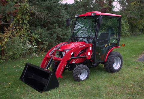 2018 Mahindra eMax 25S HST Cab in Pound, Virginia