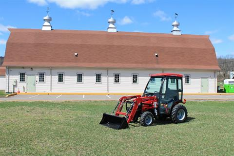 2018 Mahindra Max 26XL 4WD HST Cab in Elkhorn, Wisconsin