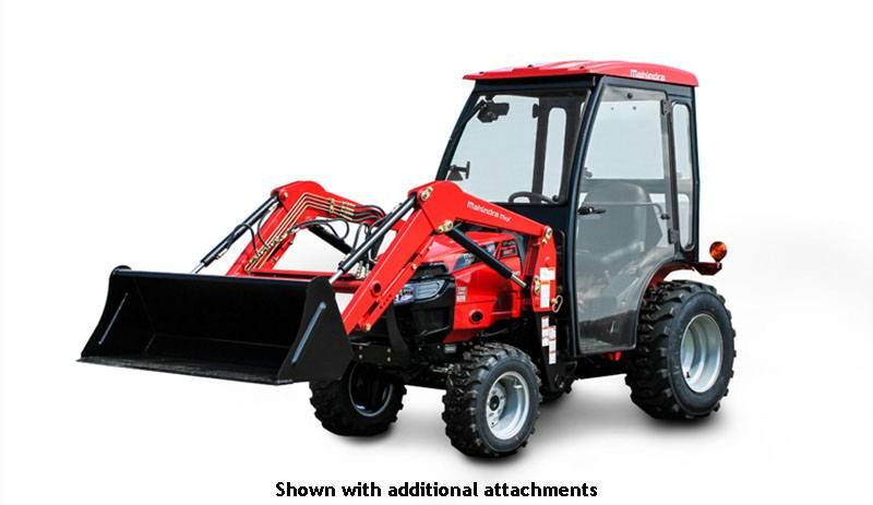 2018 Mahindra Max 26XL 4WD HST Cab in Saucier, Mississippi