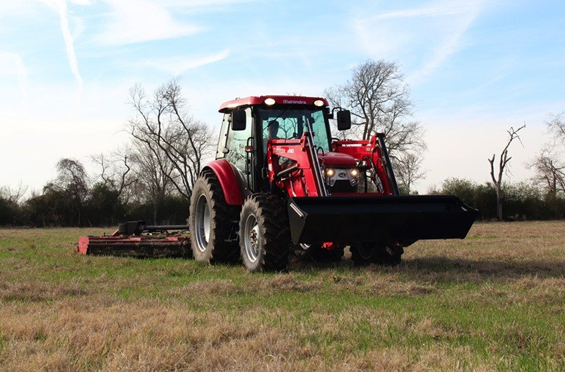 2018 Mahindra mFORCE 105S in Bandera, Texas