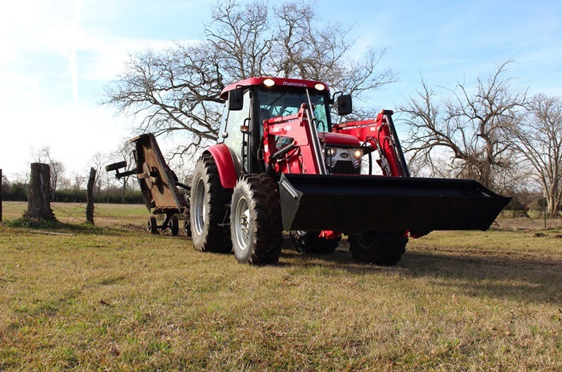 2018 Mahindra mFORCE 105S in Elkhorn, Wisconsin