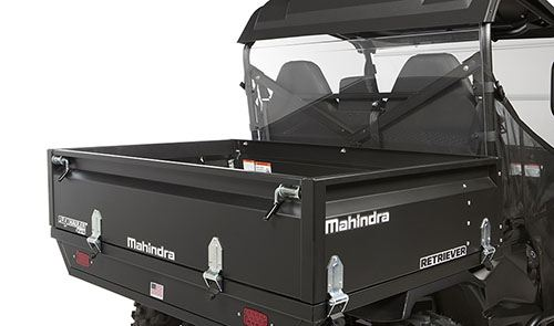 2018 Mahindra Retriever 750 Gas Flexhauler in Malone, New York