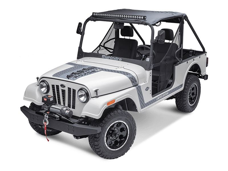 2018 Mahindra Roxor Limited Edition in Louisville, Tennessee