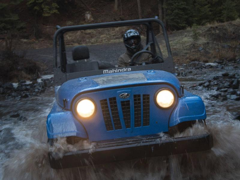 2018 Mahindra Roxor Limited Edition in Elizabethton, Tennessee