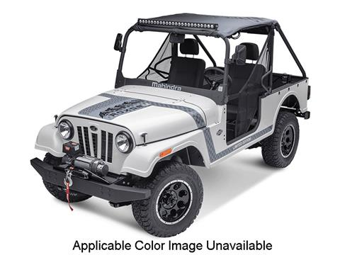 2018 Mahindra Roxor Limited Edition in Bennington, Vermont - Photo 1