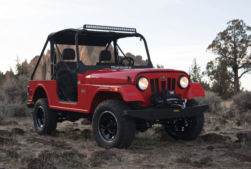 2018 Mahindra Roxor Limited Edition in Bennington, Vermont - Photo 3
