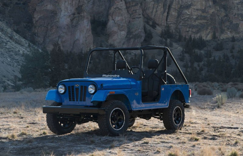 2018 Mahindra Roxor Limited Edition in Bandera, Texas