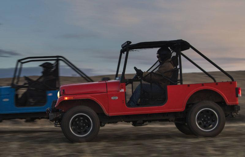 2018 Mahindra Roxor Limited Edition in Charleston, Illinois