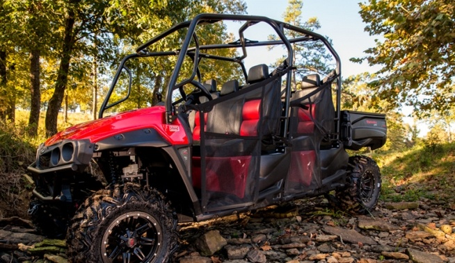 2018 Mahindra mPact XTV 1000 C in Saucier, Mississippi - Photo 3