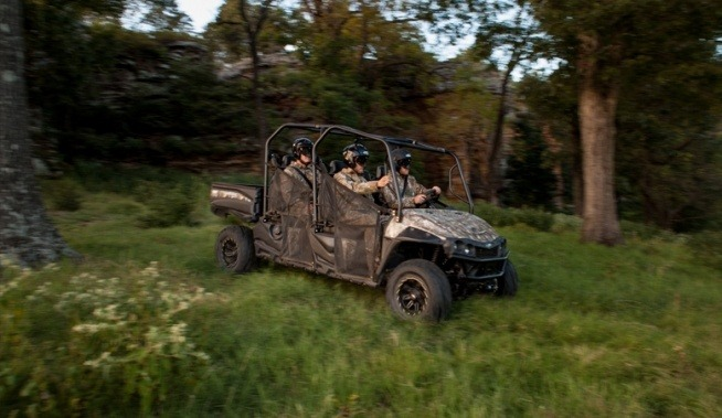 2018 Mahindra mPact XTV 1000 C Camo in Cedar Creek, Texas