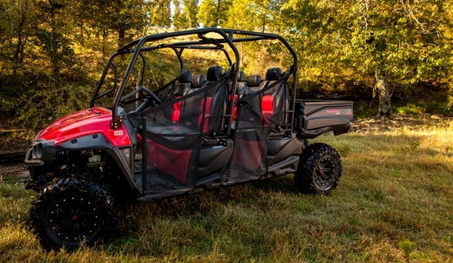 2018 Mahindra mPact XTV 750 C in Cedar Creek, Texas - Photo 4